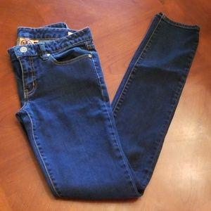 Tory Burch Super Skinny Dark Jeans 27x32